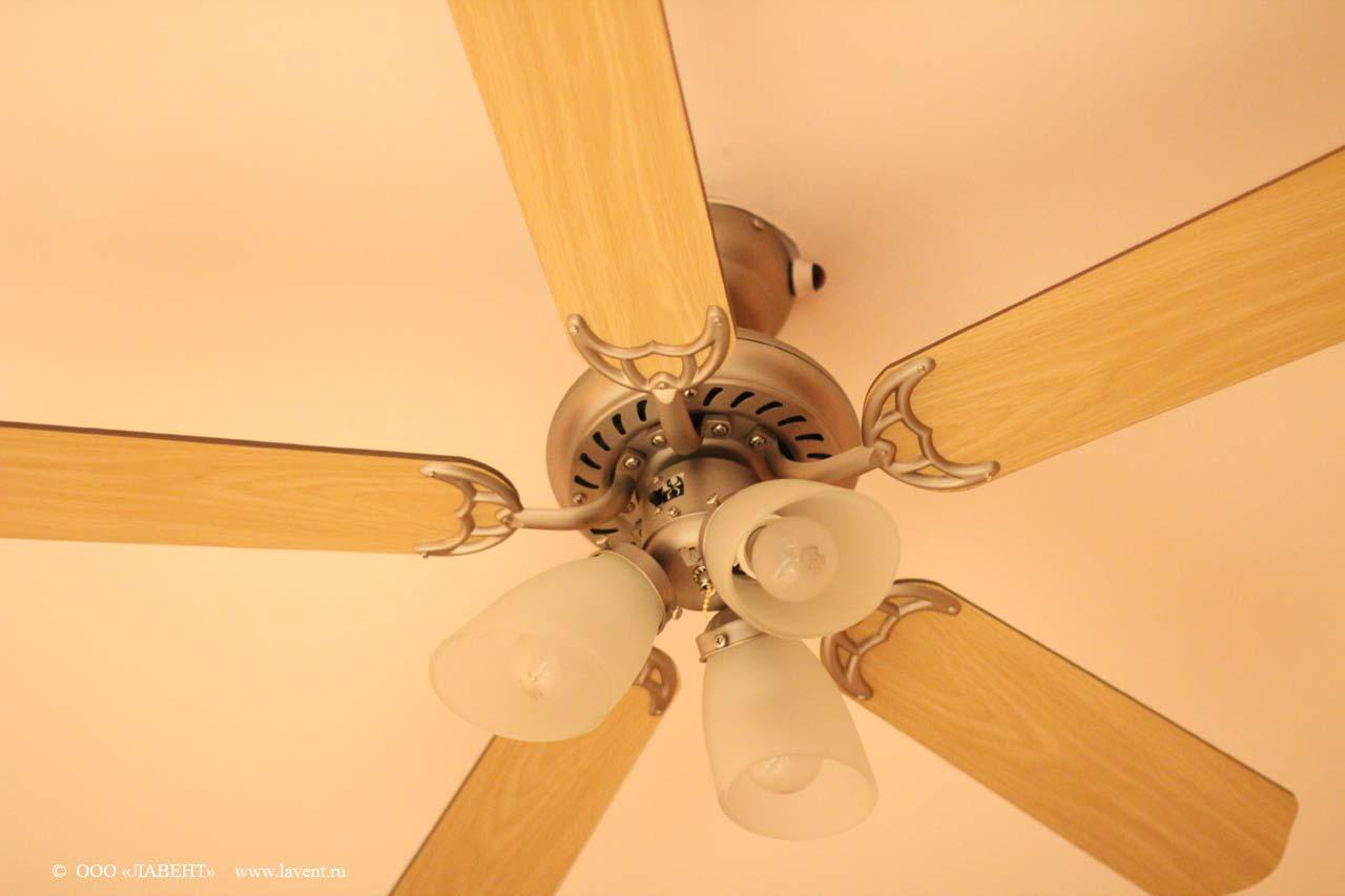 Люстры с вентилятором ремонт своими руками 277