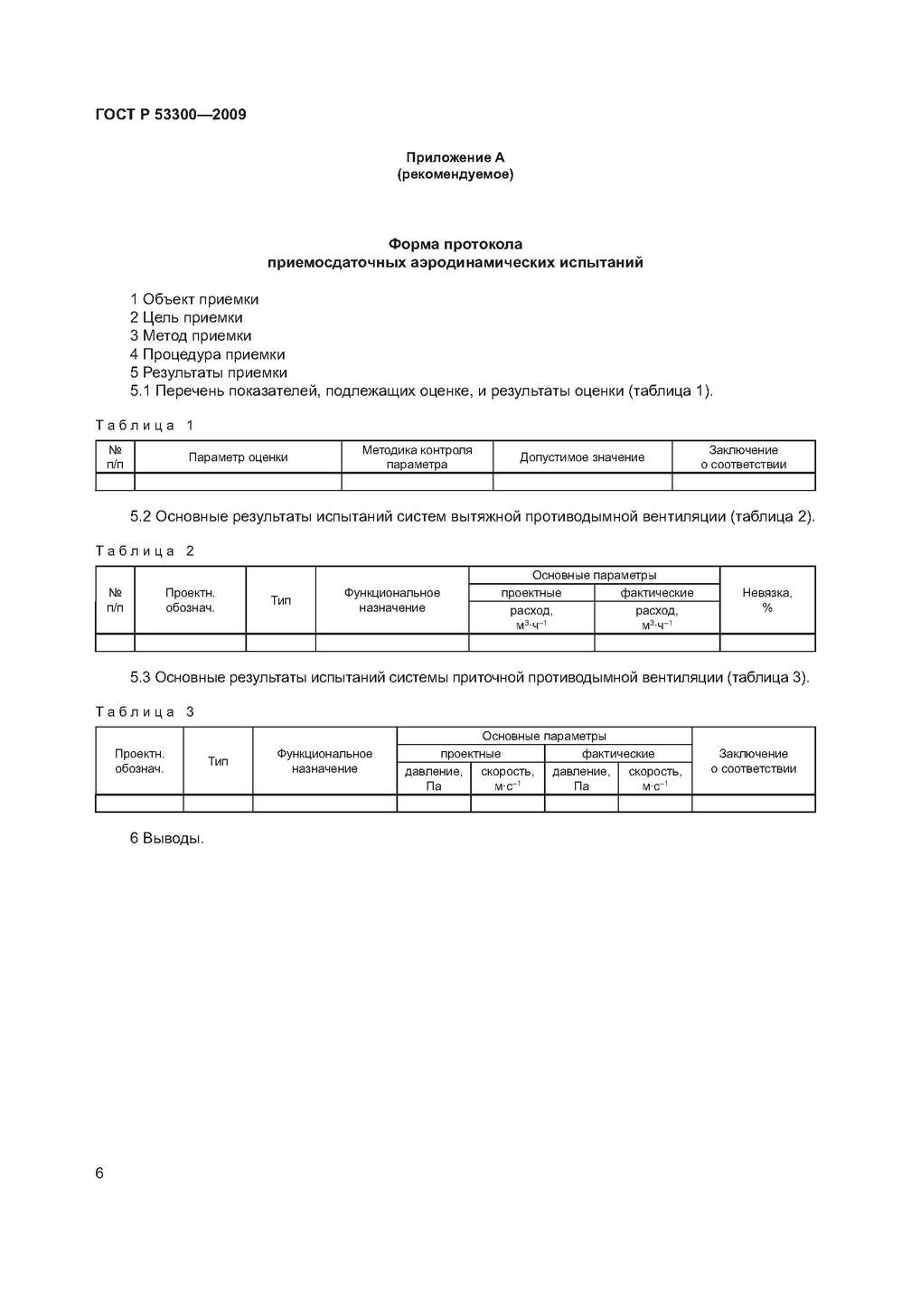 бланк протокола приемо-сдаточных испытаний