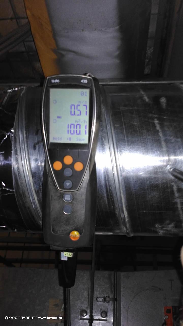 Испытания воздуховодов на плотность